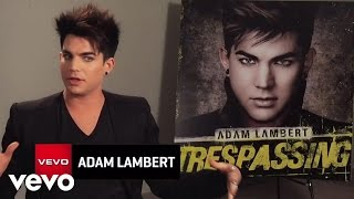 Adam Lambert - VEVO News Interview