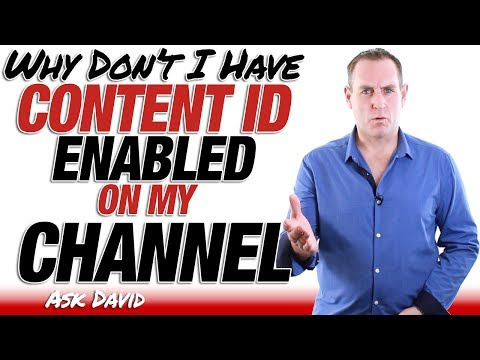 How Do I Enable Content ID On My YouTube Channel