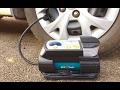 ResQTech Heavy Duty Digital Tyre Inflator | Unboxing & Demo