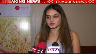 "DEEPALI SATHE-Fame Sa Re Ga Ma at Trailer Launch Of ""MEE"" Marathi Chitrapat"