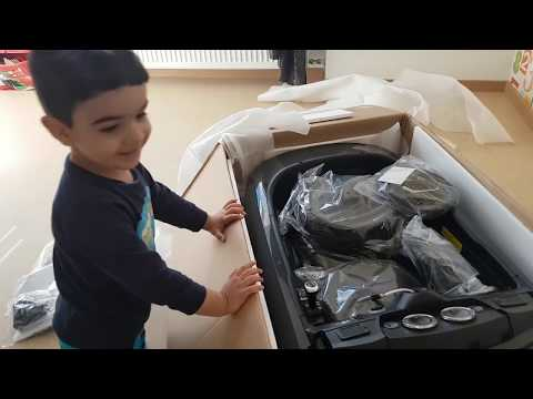 Unboxing New BMW Battery Powered Ride On Super Fast Car