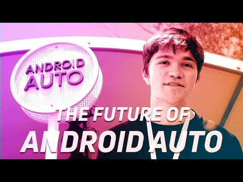This is the future of Android Auto
