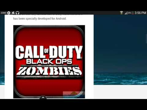 How to download call of duty black ops in android/ios...