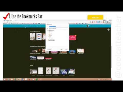 How to Add and Organize Bookmarks in Google Chrome