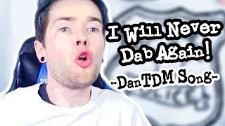 I Will Never Dab Again  DanTDM REMIX