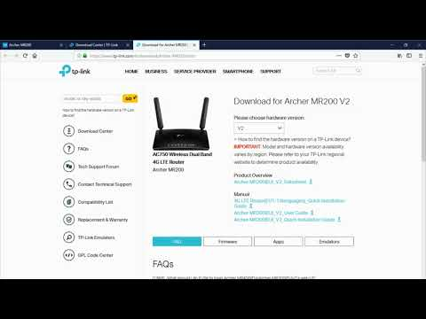 How to Upgrade Firmware of Tp-Link Router ?