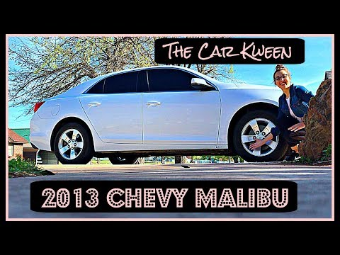 2013 Chevy Malibu Review-Best Car for Moms or Weed Dealers