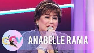 Anabelle gives a message to the woman who flirted with Eddie Gutierrez   GGV