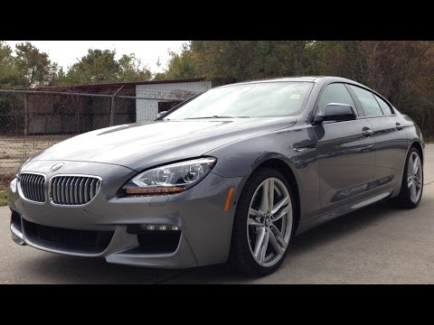 2015 BMW 650i Gran Coupe M Sport Full Review, Start Up, Exhaust