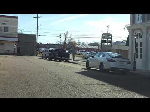 LA 14 BUSINESS (Abbeville) eastbound (Part 1/2)