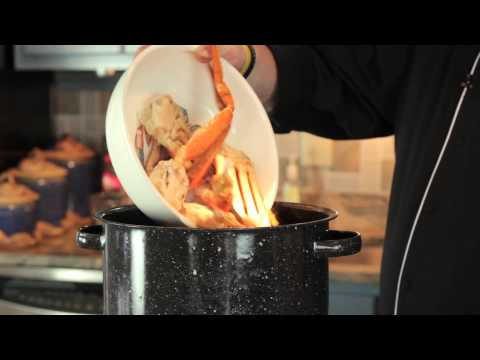 How to Cook Frozen Crab Leg : Making Meals Delicious
