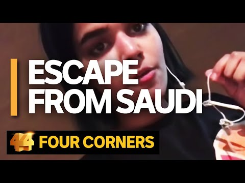 Xxx Mp4 Women Are Trying To Escape Saudi Arabia But Not All Of Them Make It Four Corners 3gp Sex