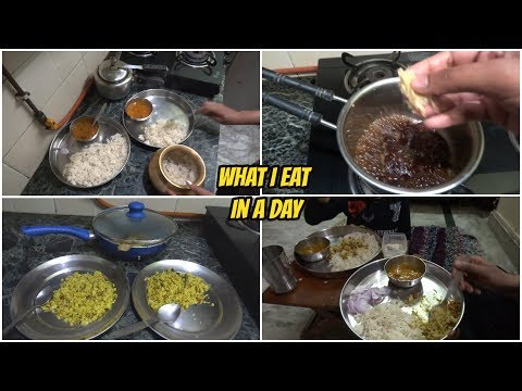 What I eat in a day || Indian mom daily diet || Indian healthy home made food 2018.