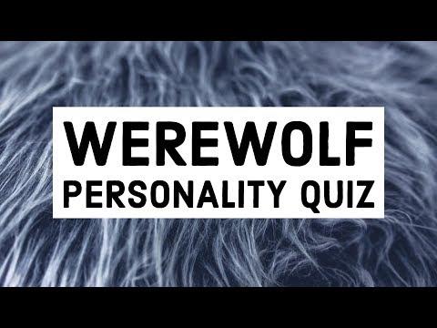 Werewolf Personality Quiz