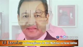La desvergüenza de Abel Martínez no tiene límites | El Jarabe Seg-1 05/06/20