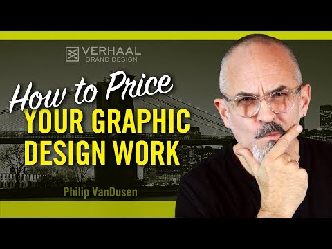 How To Price Your Graphic Designs and get the Most Money for your Work