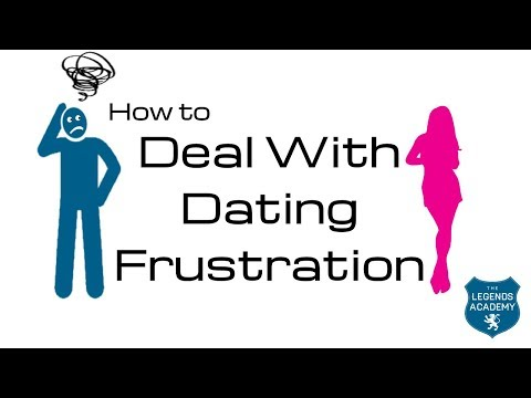 How To Deal With Dating Frustration & Disappointment When Learning Dating Skills
