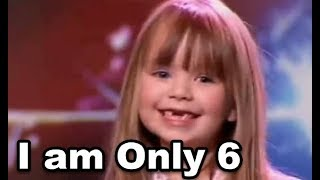 Adorable Little Girl Makes Judges Cry :(