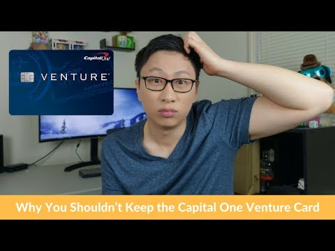 Why the Capital One Venture is Overrated (Breakeven Analysis)