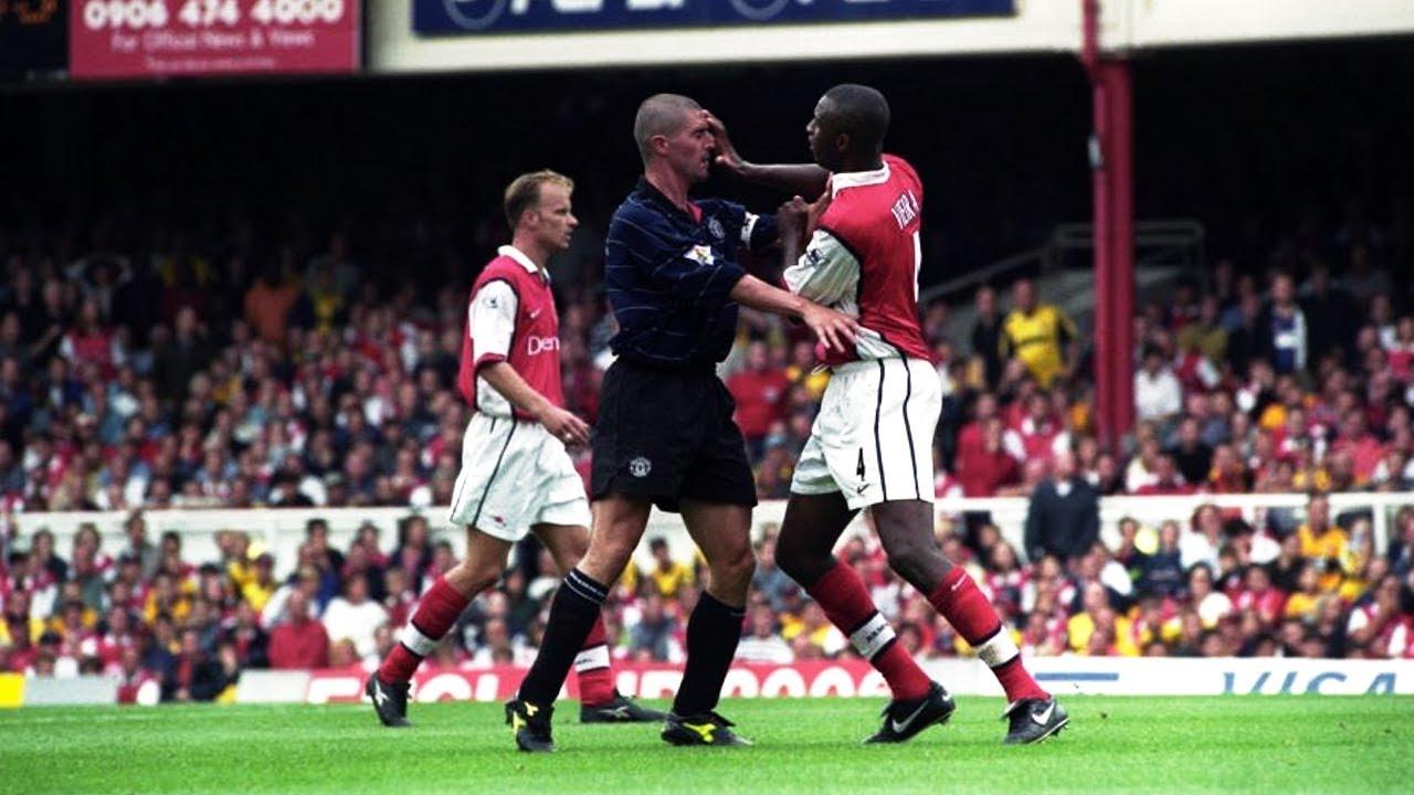 Arsenal vs Man Utd   1-2   1999/00 [HQ]