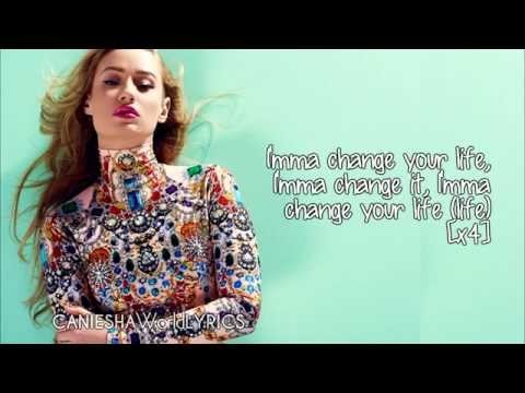 Iggy Azalea (feat. T.I.) - Change Your Life (Lyrics Video) HD