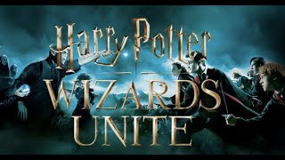 HARRY POTTER MEETS POKEMON GO! WIZARDS UNITING! (TECHNOLOGY GAMING)