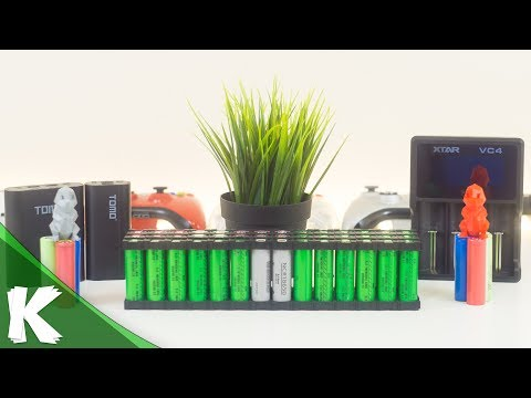 Turn a Laptop Battery Into An 18650 Backup Power Supply