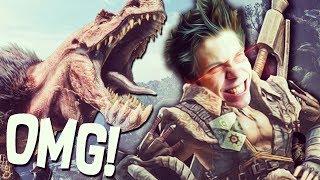 🔴 CAZADOR DE MONSTRUOS EPICOS | Monster Hunter World