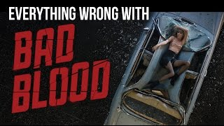 Everything Wrong With Taylor Swift Ft Kendrick Lamar  Bad Blood