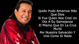 Diomedes Diaz -  Amarte Más No Puedo (Letra)