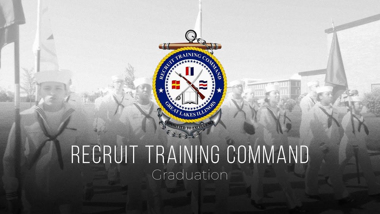 Navy Recruit Training Command Graduation Feb. 19, 2021