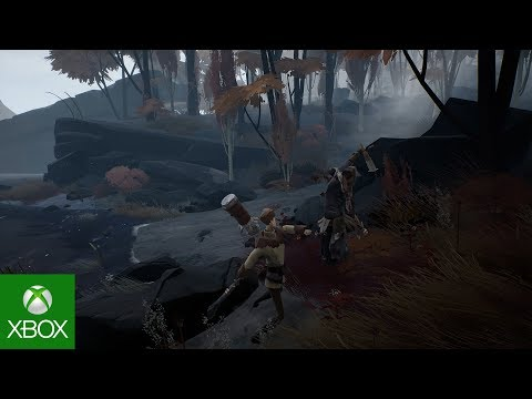 Ashen on Xbox One - 4K Trailer