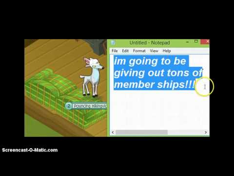 Animal Jam How to get a free membership