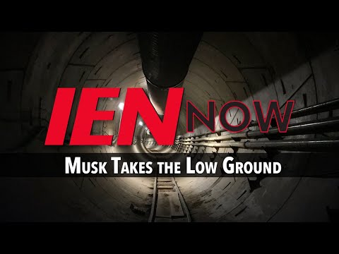 IEN NOW: Musk Takes the Low Ground