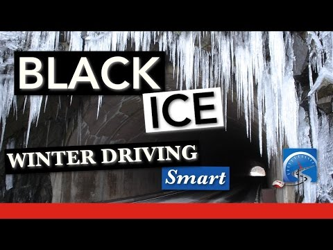 How to Drive on Black Ice | Winter Driving Smart
