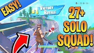 Download Get HIGH KILL Wins EASILY in Fortnite! Fortnite Ps4/Xbox BEST Tips and Tricks! (How to Win Fortnite) Video