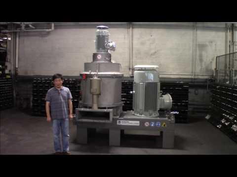 Mikro E-ACM Carbon Black Mill (한국어 용 입니다)
