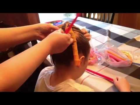 How to Get the Perfect Curls - Cheer and Dance Hair Hack