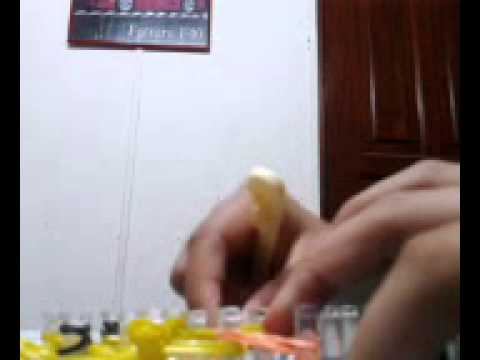 How to make a baby chick rainbow loom