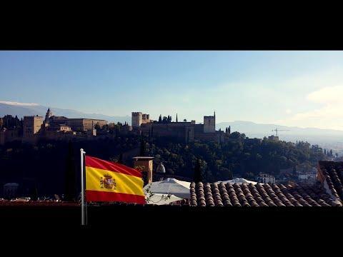 Malaga & Granada - Spain trip | November 2017