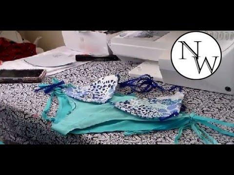 DIY Bikini Top & Bikini Bottom