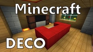 Minecraft : Comment Créer une Belle Chambre | Music Jinni