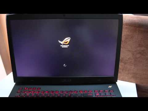 How to Factory Reset Asus ROG Gaming Laptop