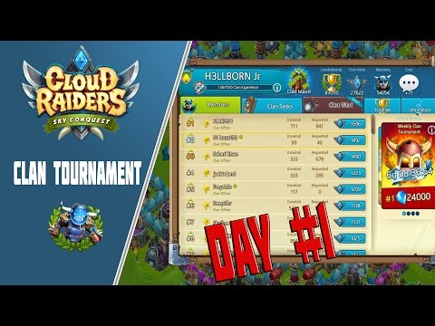 Cloud Raiders - CT #1: Let's start the Journey!!