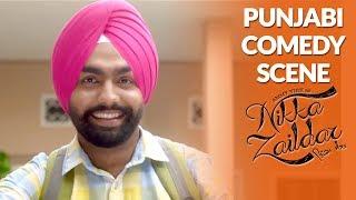 Punjabi Comedy Scene | Ammy Virk, Karamjit Anmol | Nikka Zaildar | Lokdhun Punjabi