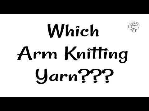 Synthetic Arm Knitting Yarn for Cheap