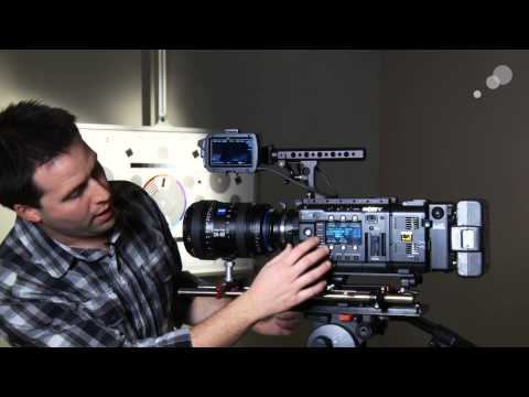 At the Bench: Sony F5/F55 Firmware v2.0 - Part 2