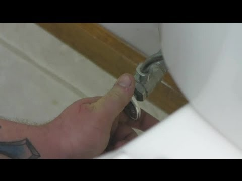 How to Fix a Toilet That Takes Too Long to Fill : Toilet Maintenance