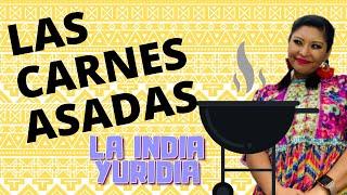 LA CARNE ASADA (RESUBIDA/REUPLOAD) -- La india Yuridia