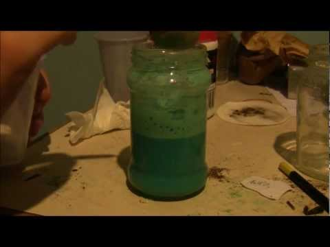 How to Make Copper Carbonate